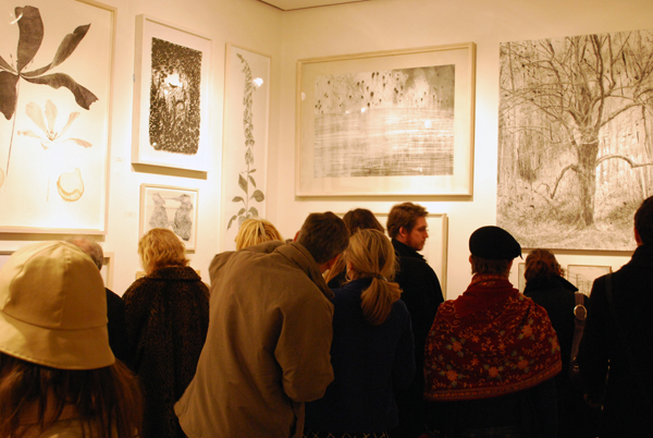 Prints and drawings on show at the annual exhibition