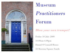 Irish Museums Association Annual Forum Arts Management Ireland