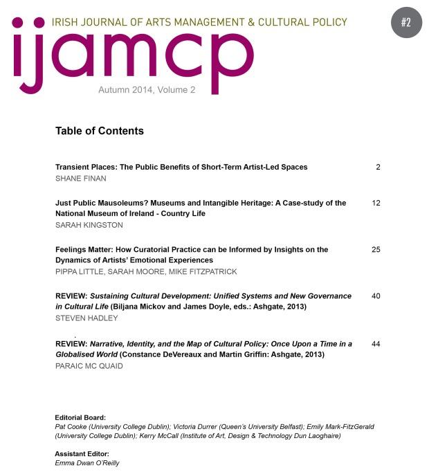 IJAMCP_Vol2_2014_TOC