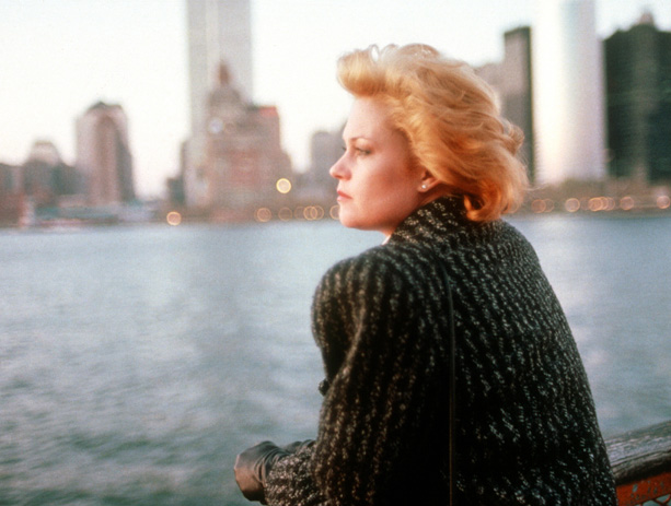 Working Girl (1988)  Directed by Mike Nichols Shown: Melanie Griffith