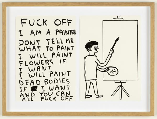 David Shrigley, 2011